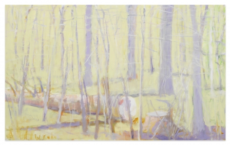 How Low the Mighty Have Fallen, 2002, Oil on canvas, 32 x 52 inches, 81.3 x 132.1 cm,MMG#32522