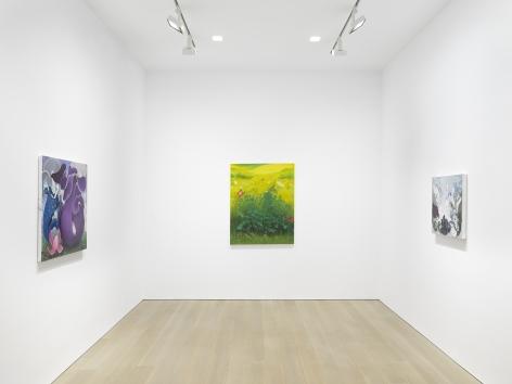 New York, NY: Miles McEnery Gallery,Inka Essenhigh,15October - 14November 2020