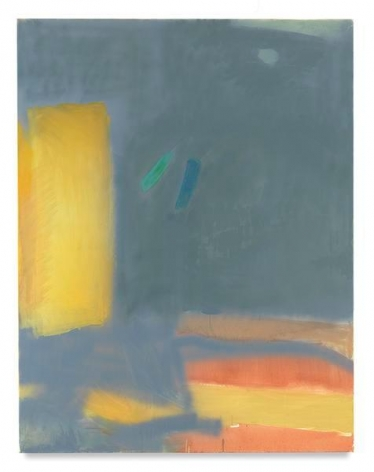 Perception One, 1992, Oil on canvas, 62 x 48 inches, 157.5 x 121.9 cm, MMG#6421