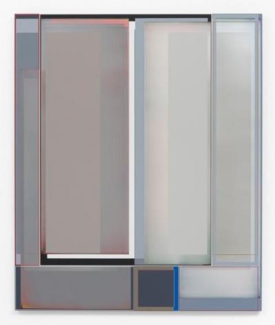 Patrick Wilson, Rock Garden, 2016 Acrylic on canvas, 59 x 49 inches, 149.9 x 124.5 cm, AMY#28427