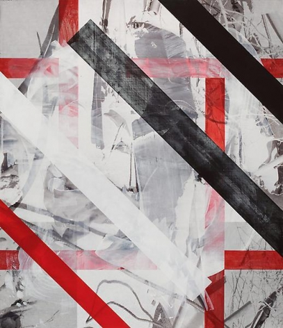 Shame, 2014, Acrylic, oil, and UV cured ink on canvas over panel, 84 x 72 inches, 213.4 x 182.9 cm, A/Y#21416