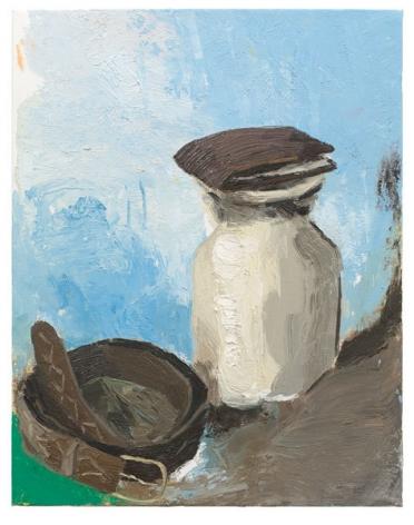 John Sonsini, Ruben, 2014, Oil on canvas, 20 x 16 inches, 50.8 x 40.6 cm, A/Y#22334