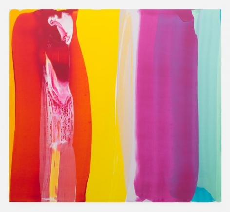 Movements (surge 1), 2016, Acrylic on linen, 60 x 66 inches, 152.4 x 167.6 cm, AMY#28151