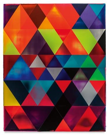 Lightfall, 2021, Acrylic on linen, 78 3/4 x 63 inches, 200 x 160 cm, MMG#32765