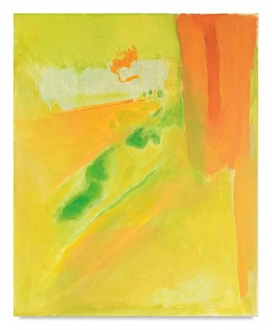 Experience, 1998, Oil on canvas, 52 x 42 inches, 132.1 x 106.7 cm, MMG#6663