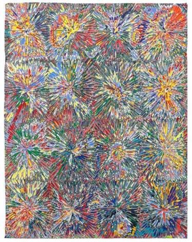 Untitled #6, 2015, Acrylic on wood panel, 18 x 14 inches, 45.7 x 35.6 cm, A/Y#22324