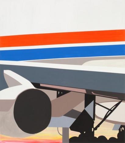 Brian Alfred, Cargo, 2014, Acrylic on canvas, 78 x 68 inches, 198.1 x 172.7 cm, A/Y#21953