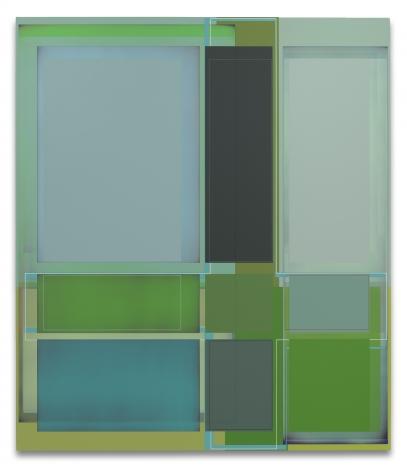 Patrick Wilson, Sonoma Coast, 2018,Acrylic on canvas,66 x 57 inches,167.6 x 144.8 cm,MMG#30440