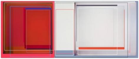 Patrick Wilson, Hey Joe, 2014, Acrylic on canvas, 15 x 36 inches, 38.1 x 91.4 cm, A/Y#22148