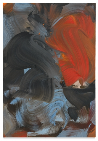 the dreaming I, 2018,Oil on canvas,51 1/8 x 35 3/8 inches,130 x 90 cm,MMG#30967