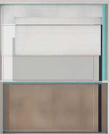 """Poseidon,"" 2011, Acrylic on canvas, 86 x 70 inches, 218.4 x 177.8 cm, A/Y#19899"