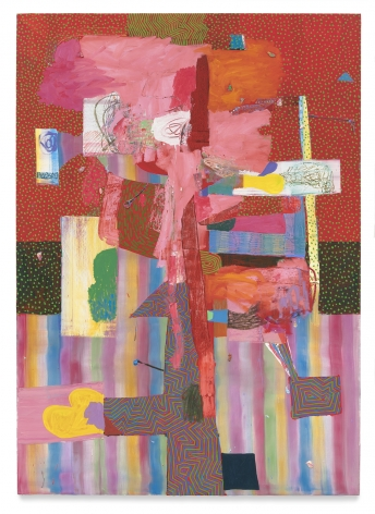 Giant, 2020, Oil on canvas, 84 x 60 inches, 213.4 x 152.4 cm,(MMG#32250)