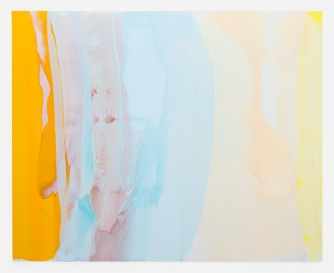 Movements (surge 4), 2016, Acrylic on linen, 68 x 84 inches, 172.7 x 213.4 cm, MMG#28154