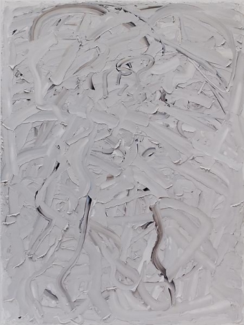 """The Pair,"" 2012, Oil on linen, 80 x 60 inches, 203.2 x 152.4 cm, A/Y#20561"
