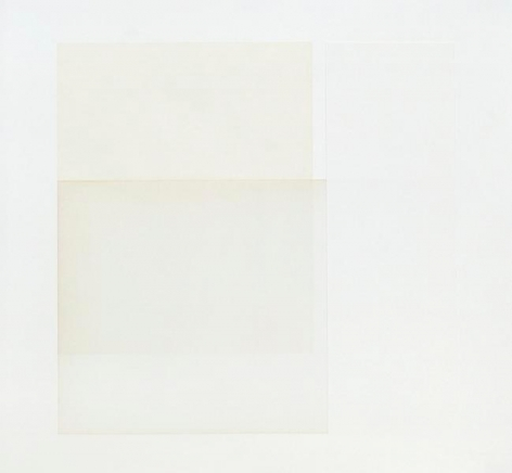 Untitled, 2013, Paper on paper, 17 x 17 inches, 43.2 x 43.2 cm, A/Y#22057