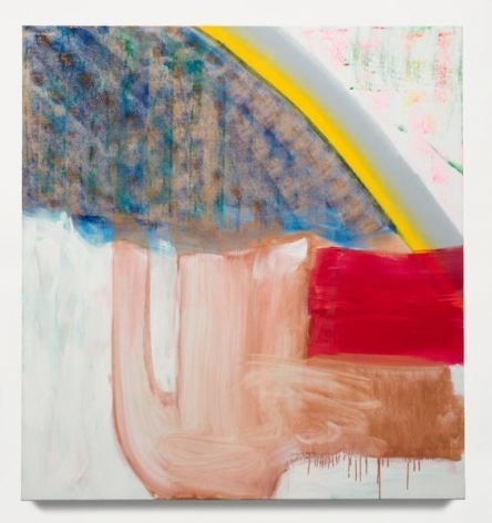 Untitled (six of six), 2014, Oil on linen, 50 x 46 3/4 inches, 127 x 118.7 cm, A/Y#21981