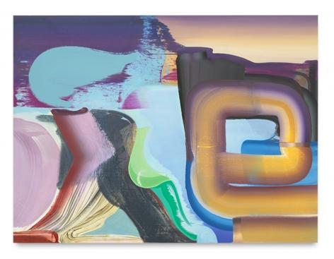 Elliott Green, Gold Belly, 2010, Oil on linen, 30 x 40 inches, 76.2 x 101.6 cm, MMG#33250