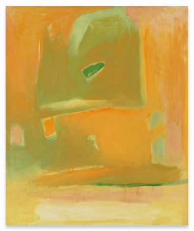 Instinctive, 1994, Oil on canvas, 50 x 42 inches, 127 x 106.7 cm,MMG#6496
