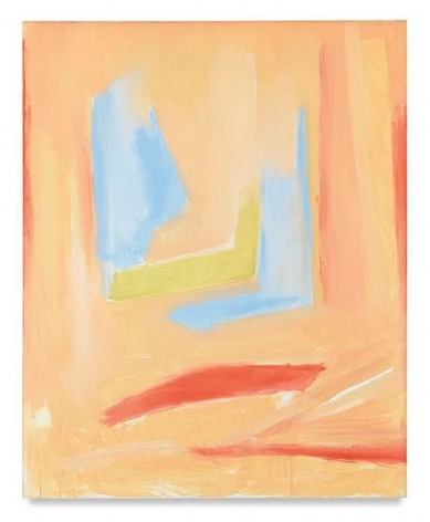 Forma Color, 1998, Oil on canvas, 52 x 42 inches, 132.1 x 106.7 cm, MMG#6715