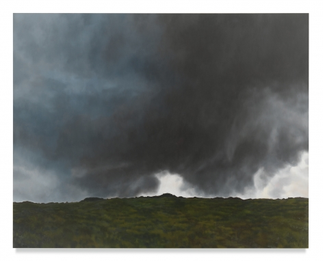 Storm Sweep, 2019, Oil on linen, 64 x 80 inches, 162.6 x 203.2 cm,MMG#31796