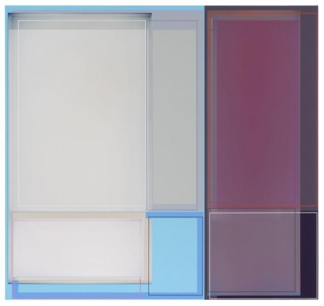 Patrick Wilson, First Thing, 2014, Acrylic on canvas, 33 x 35 inches, 83.8 x 88.9 cm, A/Y#22152