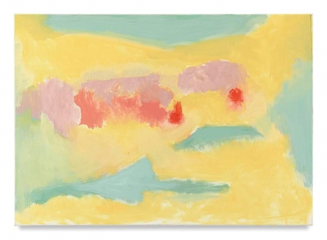 Untitled, 1996, Oil on canvas, 32 x 45 inches, 81.3 x 114.3 cm, MMG#6603