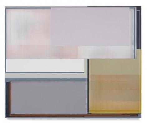 Fieldwork, 2016, Acrylic on canvas, 70 x 86 inches, 177.8 x 218.4 cm, AMY#28643