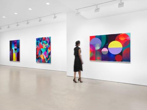 New York, NY: Miles McEnery Gallery,Shannon Finley: Cascade, 1 April – 8 May 2021