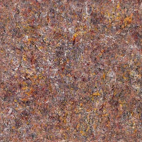 """Ash,"" 2011-2012, Oil on canvas, 72 x 72 inches, 182.9 x 182.9 cm, A/Y#20342"