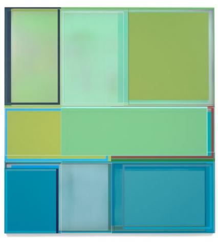 Berkeley, 2015, Acrylic on canvas, 72 x 67 inches, 182.9 x 170.2 cm, A/Y#22340