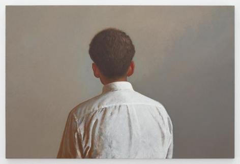 Bo Bartlett, Cuckold, 2016, Oil on panel, 24 x 36 inches, 61 x 91.4 cm, AMY#28357