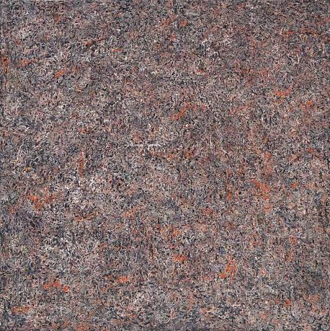 """""""Crocodile,"""" 2011-2012, Oil on canvas, 72 x 72 inches, 182.9 x 182.9 cm, A/Y#20343"""
