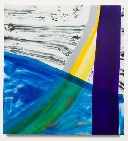 Untitled (three of six), 2014, Oil on linen, 50 x 46 3/4 inches, 127 x 118.7 cm, A/Y#21978