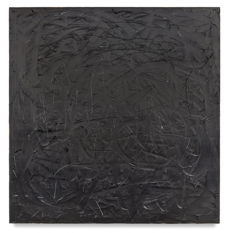 Wall III, 2017, Oil on linen, 80 x 78 inches, 203.2 x 198.1 cm, MMG#29659