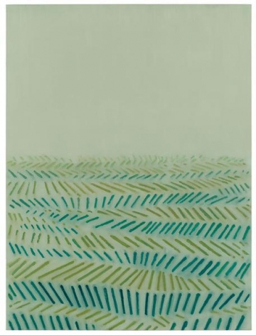 701 (Proprietary alfalfa), 2014, Oil on linen, 48 x 36 inches, 121.9 x 91.4 cm, A/Y#22295