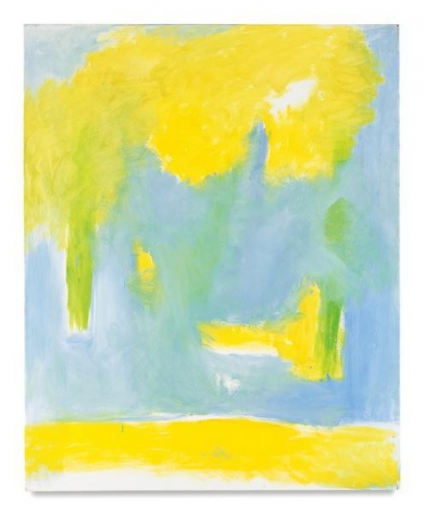 Light 2, 1998, Oil on canvas, 52 x 42 inches, 132.1 x 106.7 cm, AMY#4447