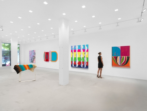New York, NY: Miles McEnery Gallery,'Light'(curated by Rico Gatson), 13 May – 19 June 2021,