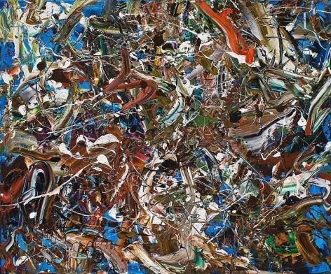 MICHAEL REAFSNYDER, Italian Recreation, 2011, Acrylic on canvas, 60 x 72 inches, 152.4 x 182.9 cm, A/Y#19777
