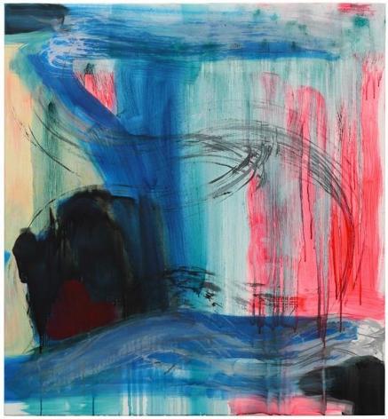 Monique van Genderen, Untitled, 2013, Oil and pigment on linen, 38 x 35 1/2 inches, 96.5 x 90.2 cm, A/Y#21507