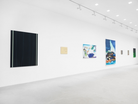 New York, NY: Miles McEnery Gallery,'YOU AGAIN' curated by Franklin Evans, 24 June – 31 July 2021