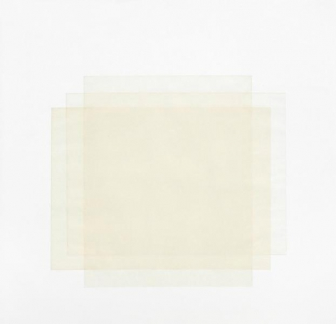Untitled, 2013, Paper on paper, 17 x 17 inches, 43.2 x 43.2 cm, A/Y#22060