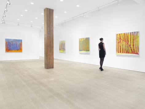 "Miles McEnery Gallery, New York, ""Wolf Kahn, The Last Decade: 2010 - 2020,"" 7 January - 13 February 2021."