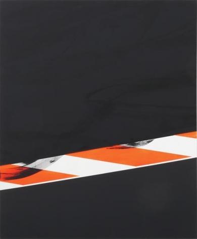 Skid Marks, 2015, Acrylic on canvas, 62 x 74 inches, 157.5 x 188 cm, A/Y#22266