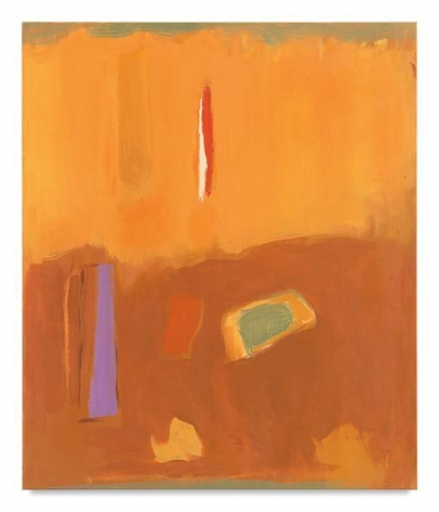 Interval, 1995, Oil on canvas, 50 x 42 inches, 127 x 106.7 cm, AMY#6521