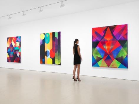 New York, NY: Miles McEnery Gallery, Shannon Finley: Cascade, 1 April – 8 May 2021,