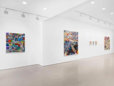 New York, NY: Miles McEnery Gallery, Franklin Evans: fugitivemisreadings, 24 June – 31 July 2021
