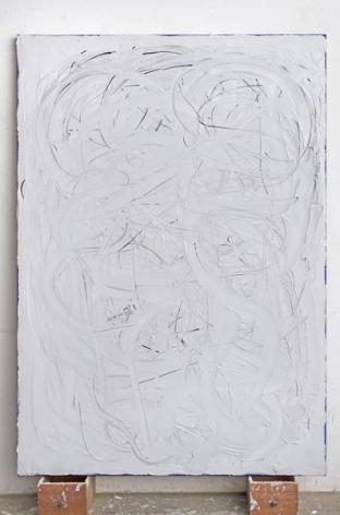 Liat Yossifor, Women III, 2014, Oil on linen, 84 x 59 inches, 213.4 x 149.9 cm, A/Y#22173