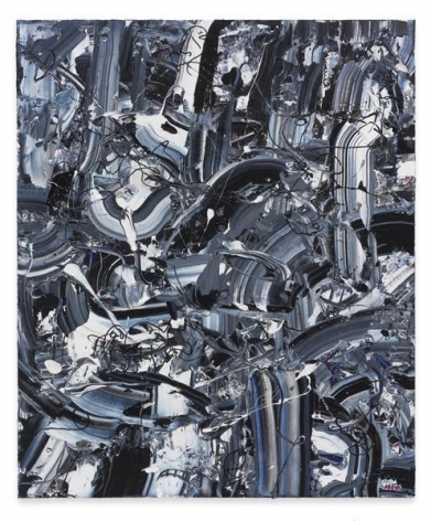 Michael Reafsnyder, Free Ride, 2014, Acrylic on linen, 72 x 60 inches, 182.9 x 152.4 cm, A/Y#22181