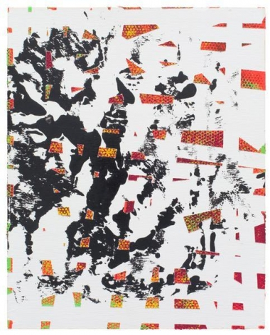 Steven Charles, 1977, 2013 Acrylic on wood, 10 x 8 inches, 25.4 x 20.3 cm, A/Y#21845