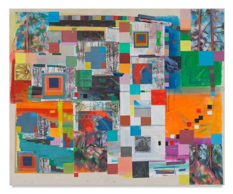 Franklin Evans, alexandertoaix, 2017, Acrylic on canvas